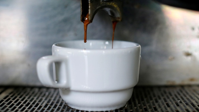 No coffee link to cancer, unless it's hot