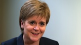 Scotland's Sturgeon: EU vote on knife-edge