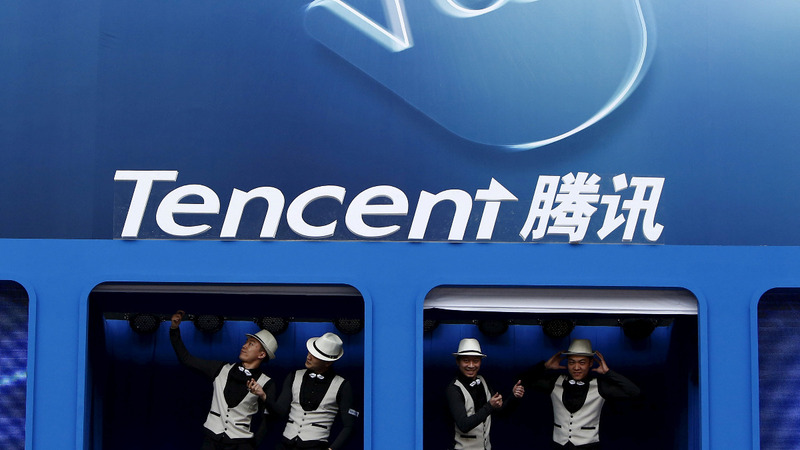 Tencent weighs deal on 'Clash of Clan's maker