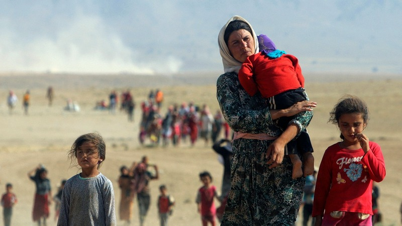 UN says IS committing genocide against Yazidis
