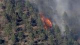 Blazes tear through at least four western states