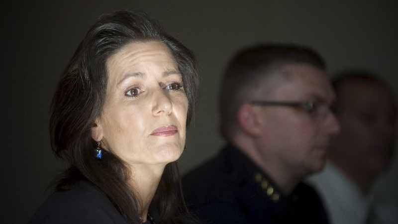 Oakland police embroiled in sex scandal