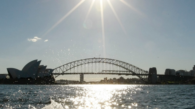 INSIGHT: Man climbs Sydney Harbour Bridge