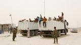 Iraqi forces push into center of Falluja