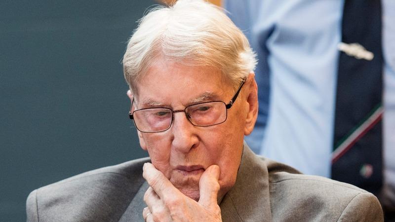 VERBATIM: Survivors welcome Auschwitz conviction