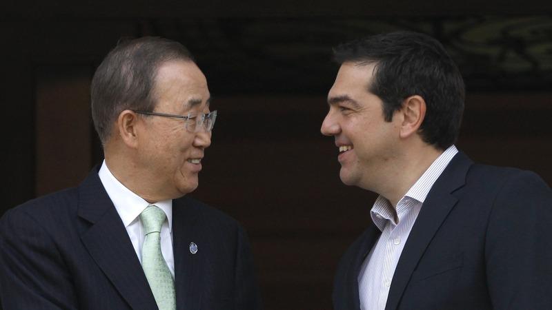 VERBATIM: UN chief calls for help with migrants
