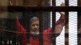 Former Egyptian president given life sentence