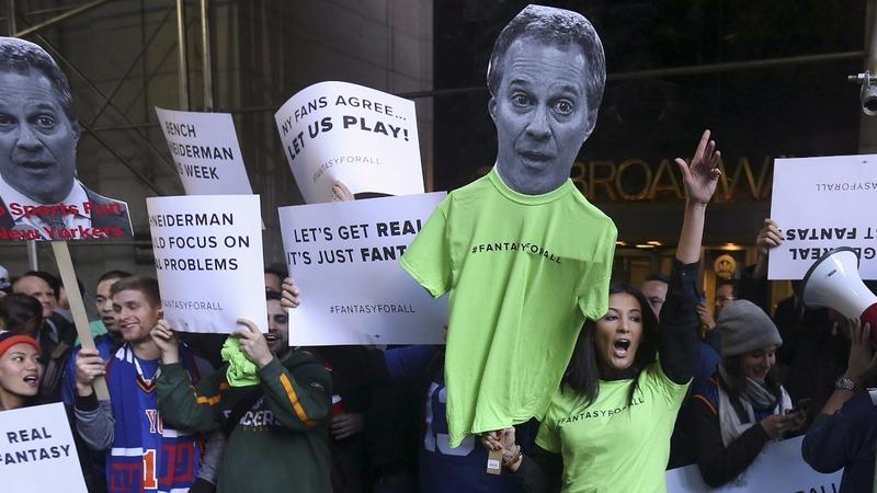 NY votes to legalize fantasy sports