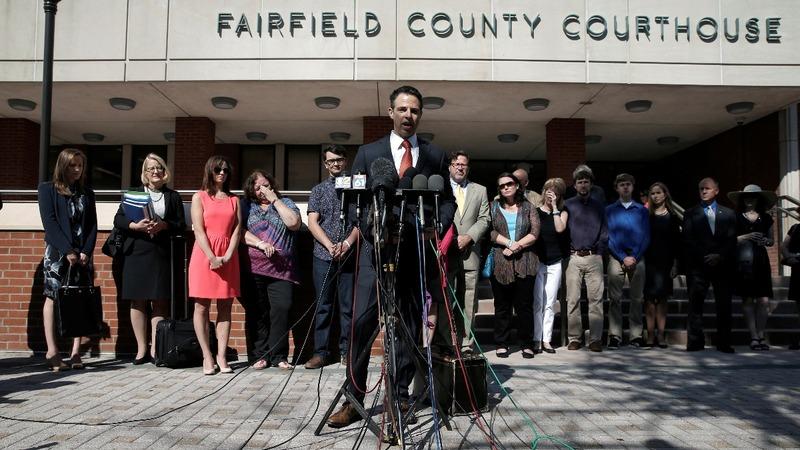 Gun maker wants Sandy Hook family lawsuit tossed