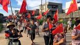 China's 'rebel' village braces for a showdown