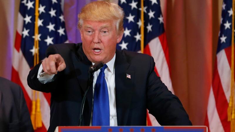 Trump struggles with huge funding gap