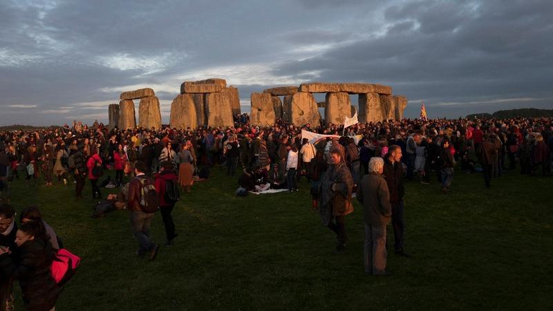 INSIGHT: Summer solstice celebrated at Stonehenge