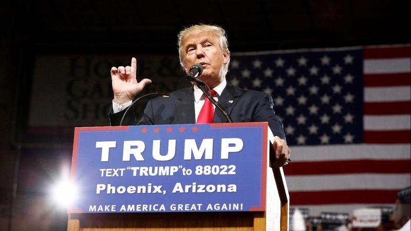 Trump downplays multi-million dollar funding gap