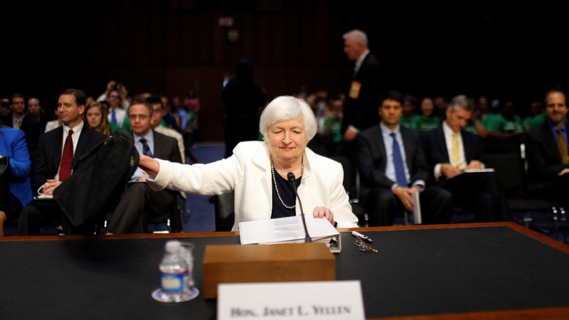 Brexit vote, hiring slowdown gives Yellen reason to pause