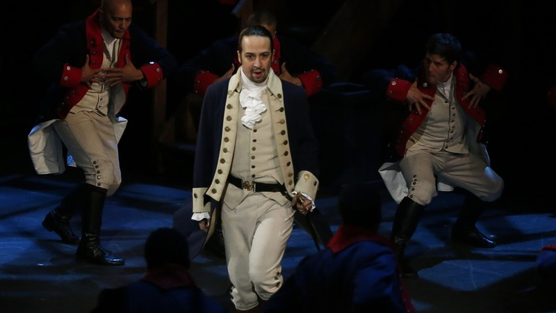 'Hamilton' heads to Chicago