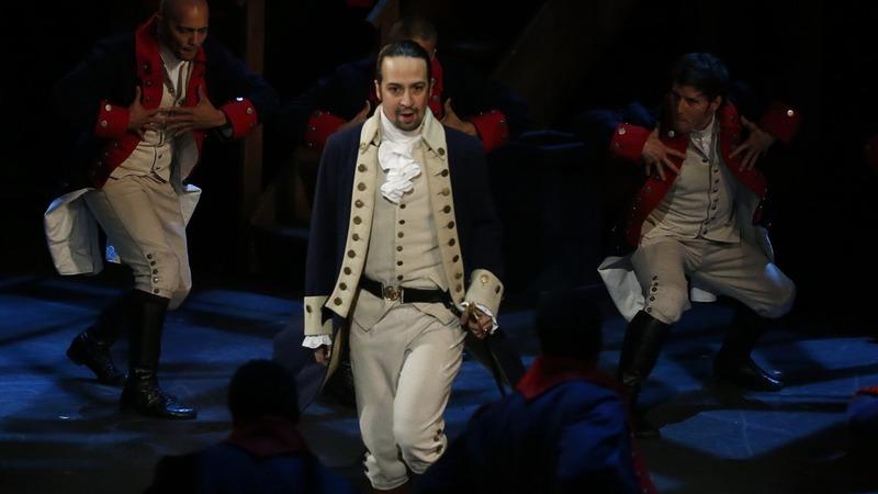 'Hamilton' heads to Chicago
