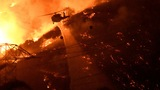 Two fires near Los Angeles threaten to merge