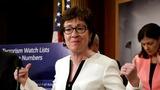 Collins fights to salvage gun action in Senate