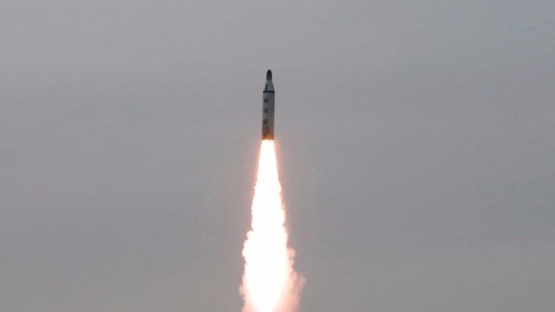 North Korea holds dual ballistic missile tests