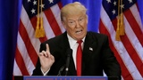 VERBATIM: Trump lashes out at Hillary Clinton