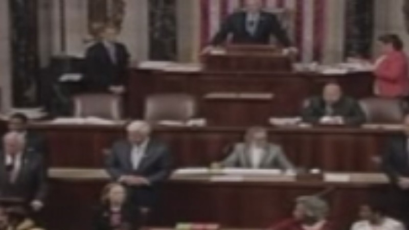 "Dems shut down House with ""sit in"""