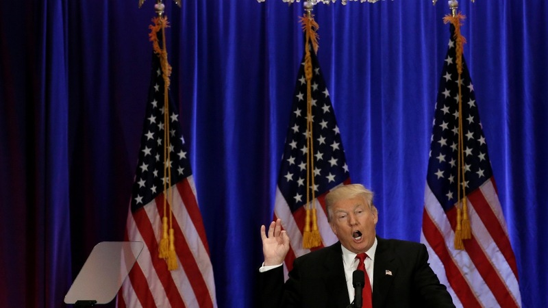 Trump accuses Clinton of widespread corruption