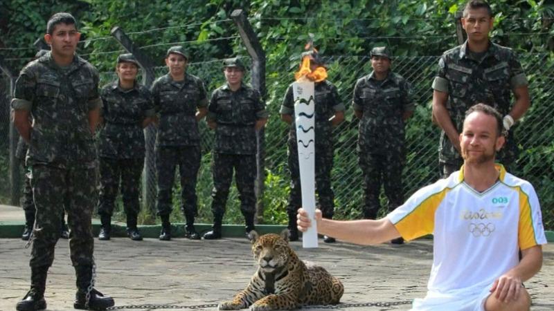 Jaguar shooting in Brazil sparks outrage