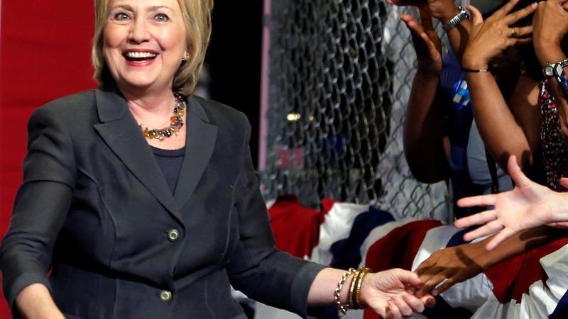 VERBATIM: Clinton reacts to Trump's attacks
