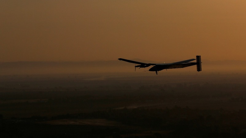 INSIGHT: Solar plane lands in Spain