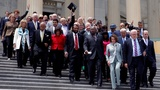 House Dems end sit-in but vow to fight on