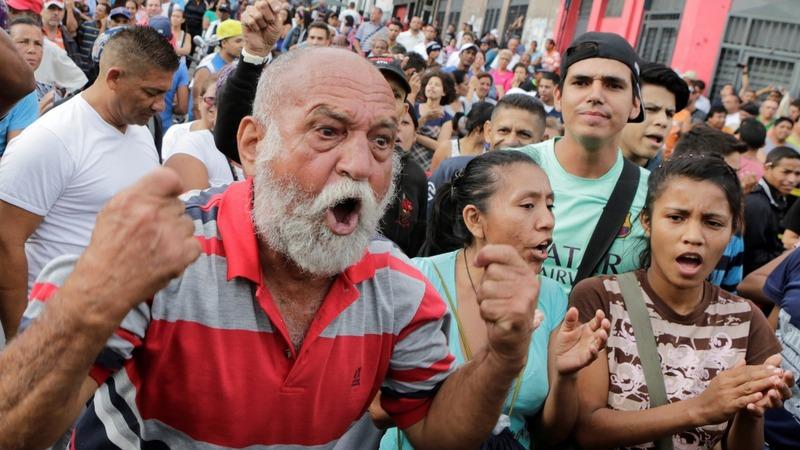 Venezuela's worsening economic crisis