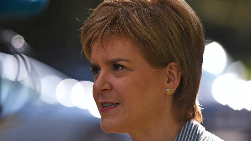 VERBATIM: Sturgeon on Scottish independence