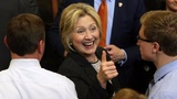 Exclusive poll: Clinton regains double-digit lead vs. Trump