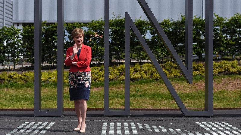 VERBATIM: Scotland starts drive to stay in EU