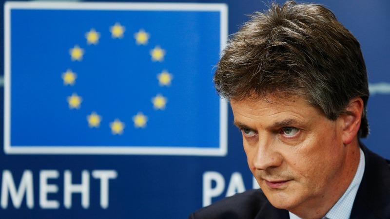 VERBATIM: UK's EU commissioner to resign