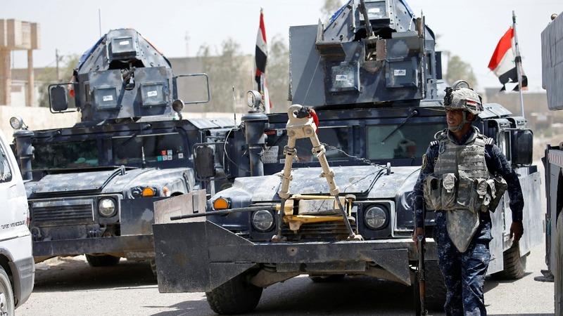 Iraqi forces retake IS stronghold Falluja