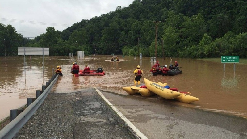 Historic W. Virginia flooding kills 24