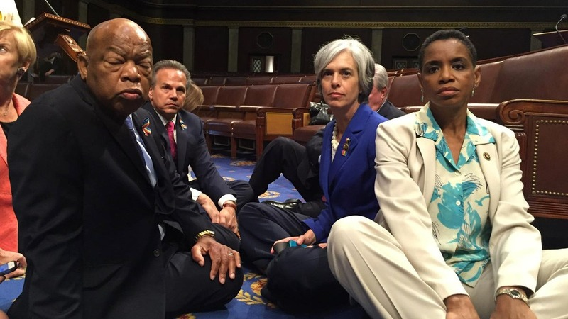 Democrats find their mojo with gun control