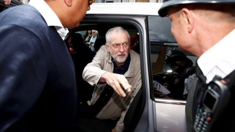 Corbyn: I will run again for Labour leader