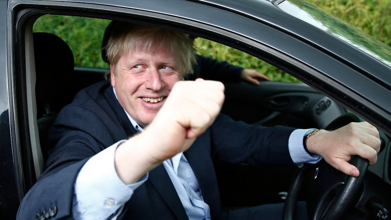 Johnson's vision for post-Brexit Britain