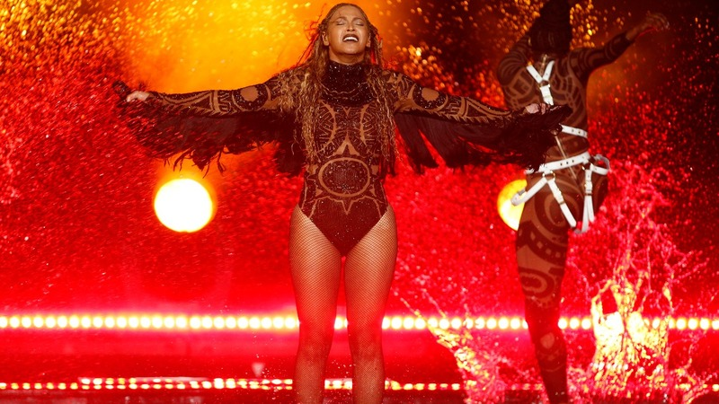 Big night for Beyonce at BET Awards