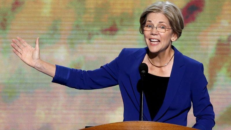 VERBATIM: Sen. Warren blasts Trump on campaign trail