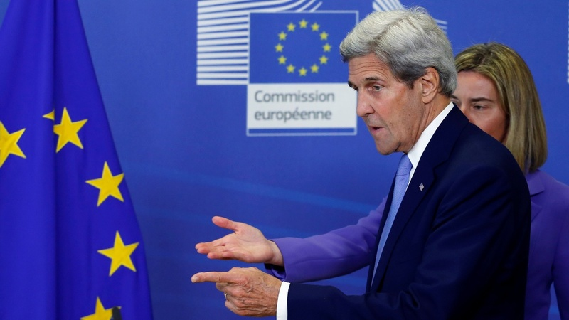 VERBATIM: U.S. Kerry calls for Brexit calm