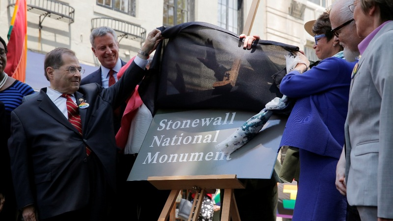 INSIGHT: Stonewall Inn officially named national landmark