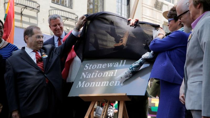 INSIGHT: Stonewall Inn officially named national landmark