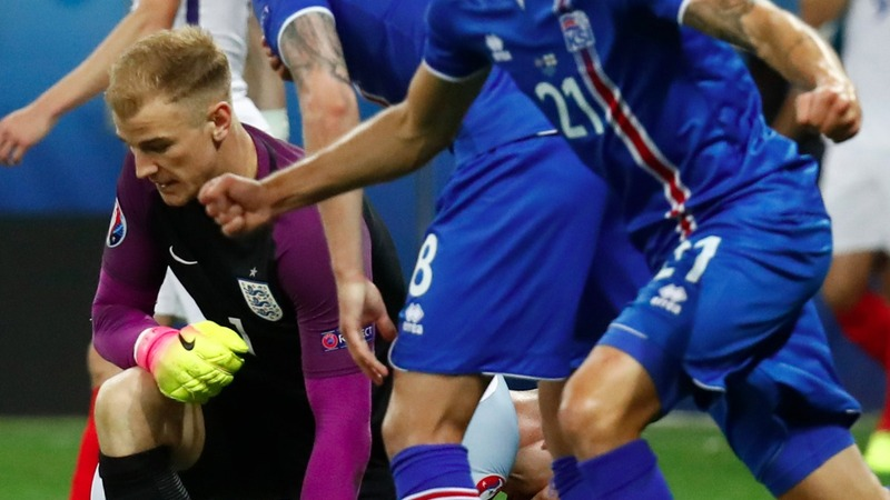 Iceland kicks England out of Euro 2016
