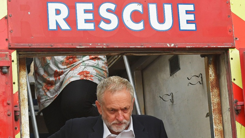 Corbyn digs in before no-confidence vote