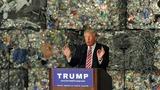 VERBATIM: Trump slams Hillary, globalization