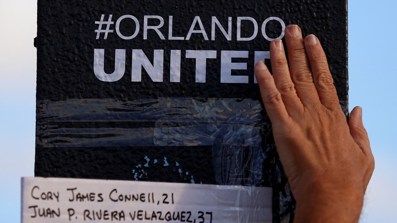 911 log details horror of Orlando shooting