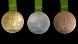 Inside the mint producing Olympic medals